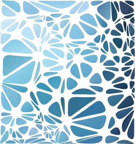 Estilo moderno azul, modelos de Design criativo vetor