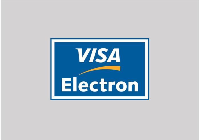 electron visa vetor