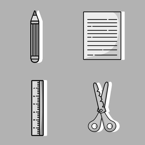 definir arte e artesanato objetos criativos vetor