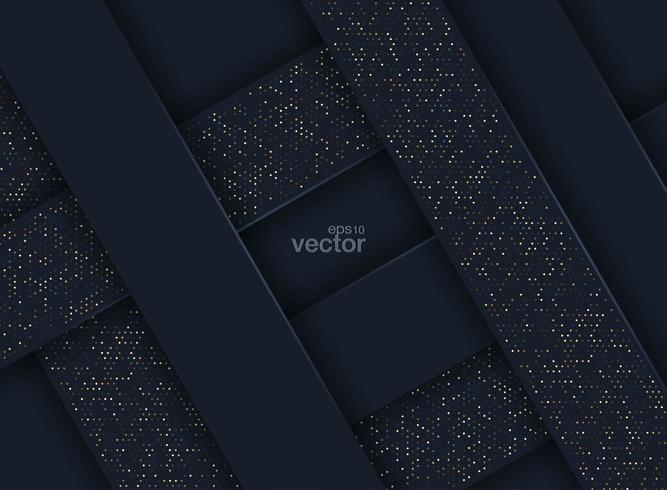 Abstrato 3d vetor