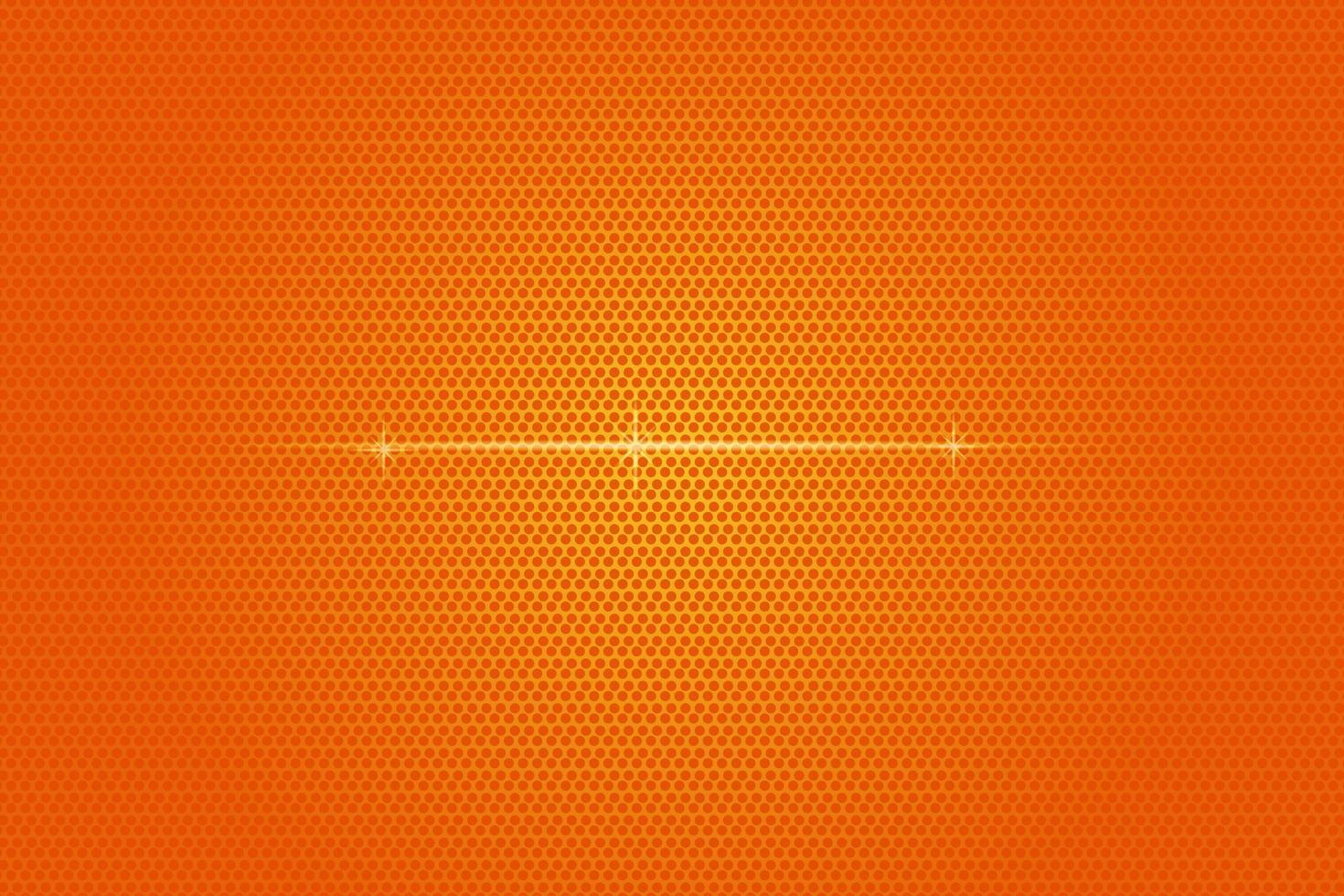 fundo de papel de parede padrão laranja grill vetor