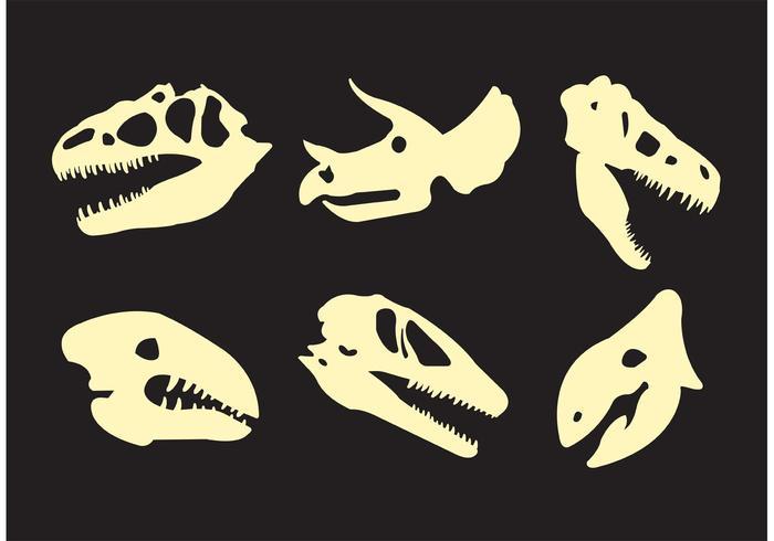 Vetores de dinossauro