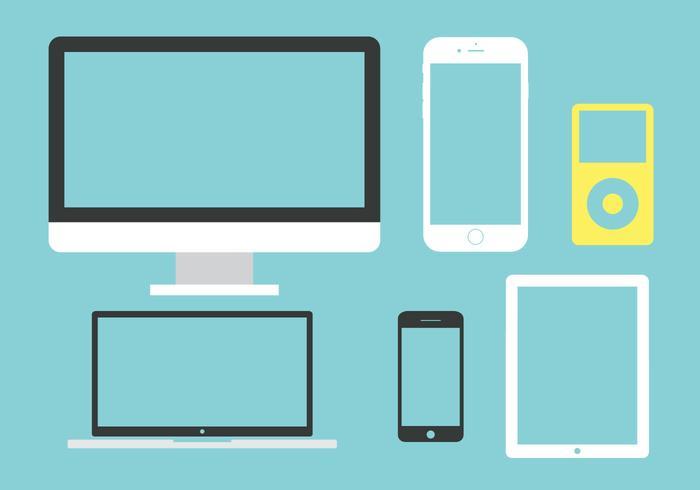 Conjunto de vetores de dispositivos multimídia