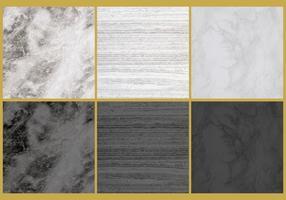 Vetores de textura de mármore