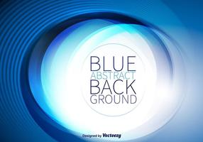 Fundo abstrato azul