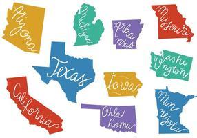 Estados livres descrevem vetores