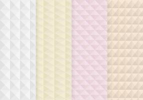 Vector Geometrical 3D Free Pattern