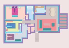 Vector Floorplan