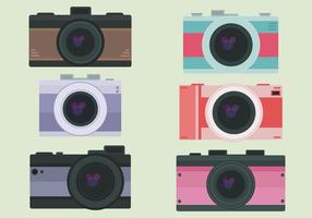 Vector de câmeras grátis