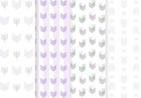 Vetor padrão padrão geométrico