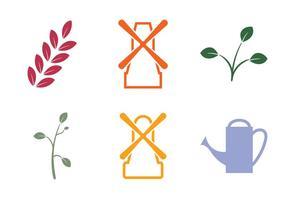 Ilustração vetorial gratuita de Agro vetor