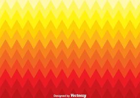 Listra fundo amarelo e vermelho