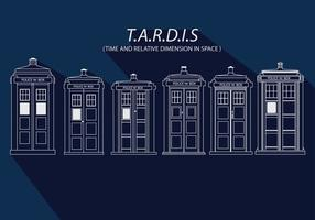 Tardis Vector Simples