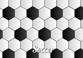 Vector de fundo de futebol gratuito
