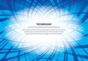 Fundo abstrato do vetor de tecnologia