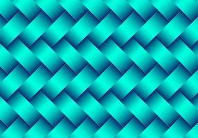 padrão de tecido metálico 3d verde moderno vetor