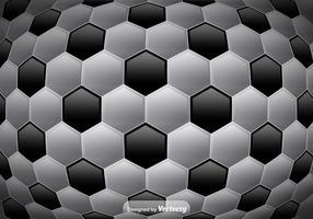 Vector de fundo de textura de futebol