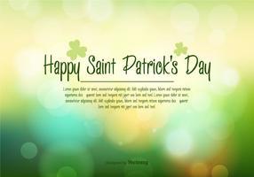 Ilustração do vetor do dia do St. Patricks