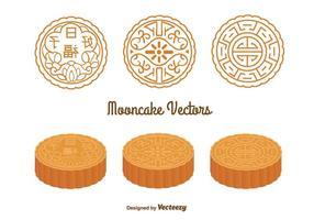 Vetores Mooncake
