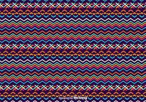 Padrão vetorial sem costura grátis Incas vetor