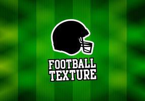Vetorial da textura do futebol