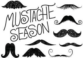 Vetores Movember grátis