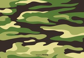 Fundo do vetor do padrão Multicam da floresta