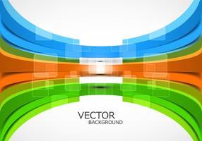 Fundo abstrato de tecnologia vetor