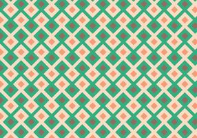 Padrão geométrico quadrado vetor