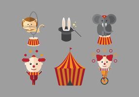 Circo vetor