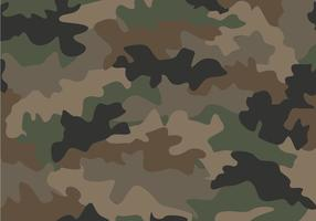 Vector sem costura de camuflagem grátis