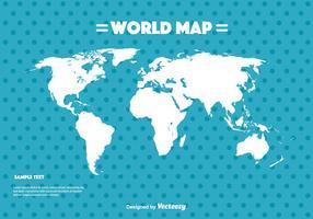 Vector do Mapa Mundial