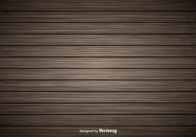 Fundo de vetores das tábuas de madeira escura
