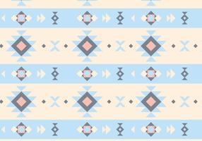 Vetor de padrão abstrato nativo