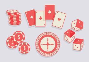 Vetor real do casino