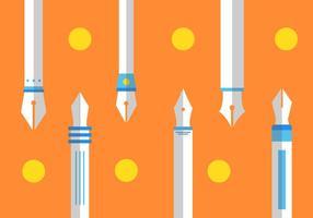 Free Pen Nib Vector # 3