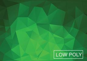 Fundo de vetor poligonal