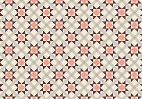 Padrão abstrato de azulejos