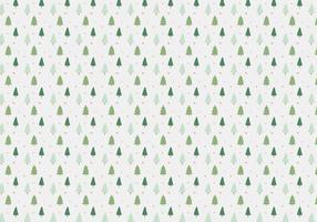 Fundo de padrões de pinheiros