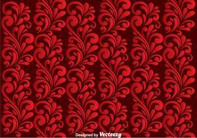 Fundo vermelho Swirly