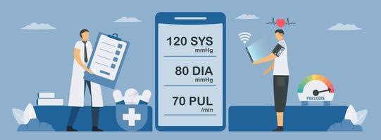 verificação de pulso sem fio nova tecnologia