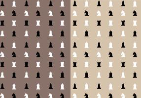 Vector de padrão de xadrez gratuito