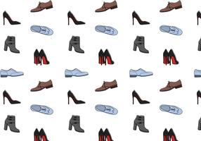 Vector de padrões de moda grátis