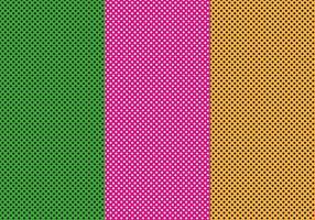Vetor de ponto rosa grátis