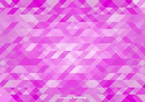 Fundo de vetor rosa fractal