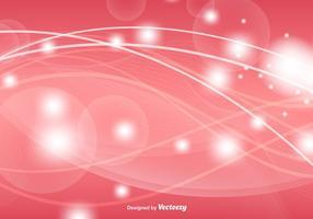 Fundo abstrato rosa do vetor