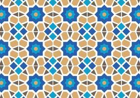 Azulejos Maroc vetor
