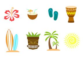 Vector grátis de Havaí