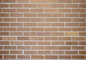 Fundo do vetor da parede de tijolos