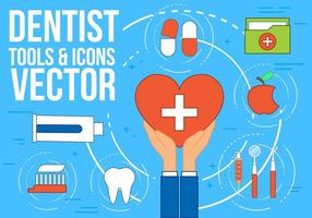Ícones grátis para vetores de dentista